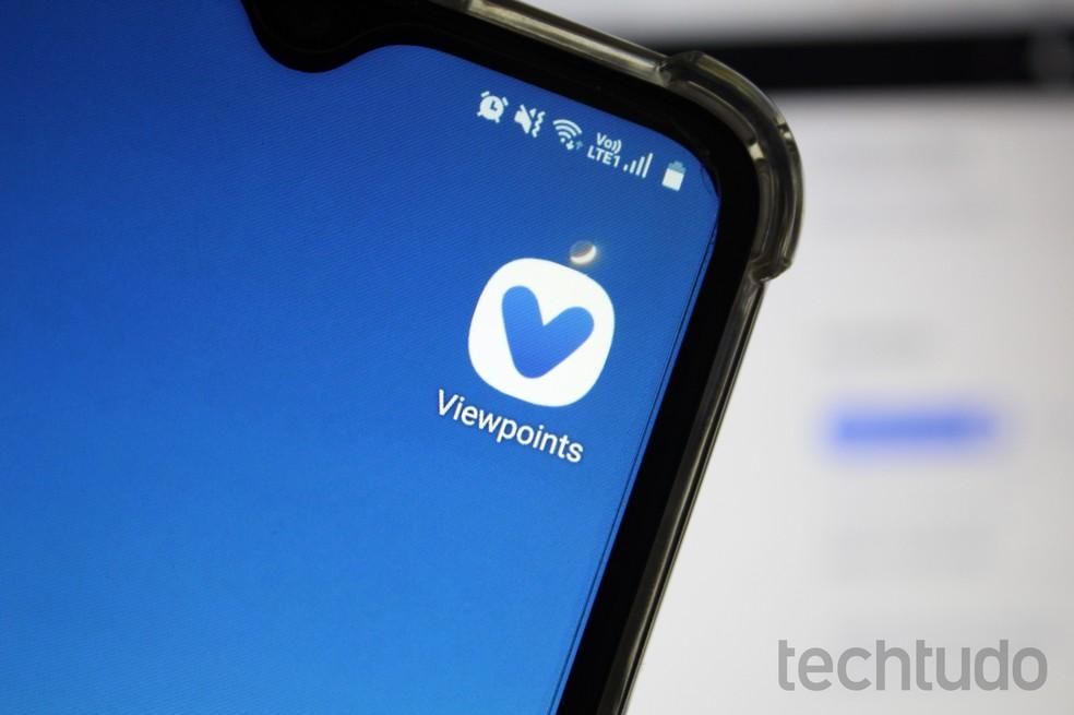 Aplicativo Facebook Viewpoints permite ganhar dinheiro na Internet com pesquisas — Foto: Marcela Franco/TechTudo