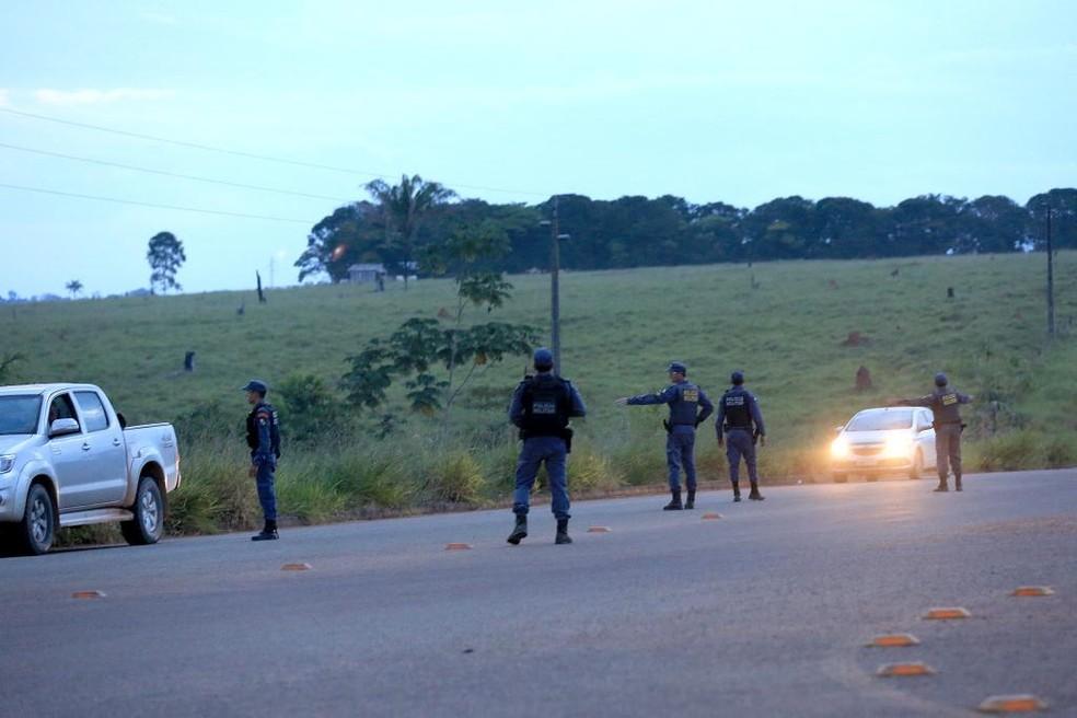 Resultado de imagem para Secretaria faz  operação para combater crimes na área rural