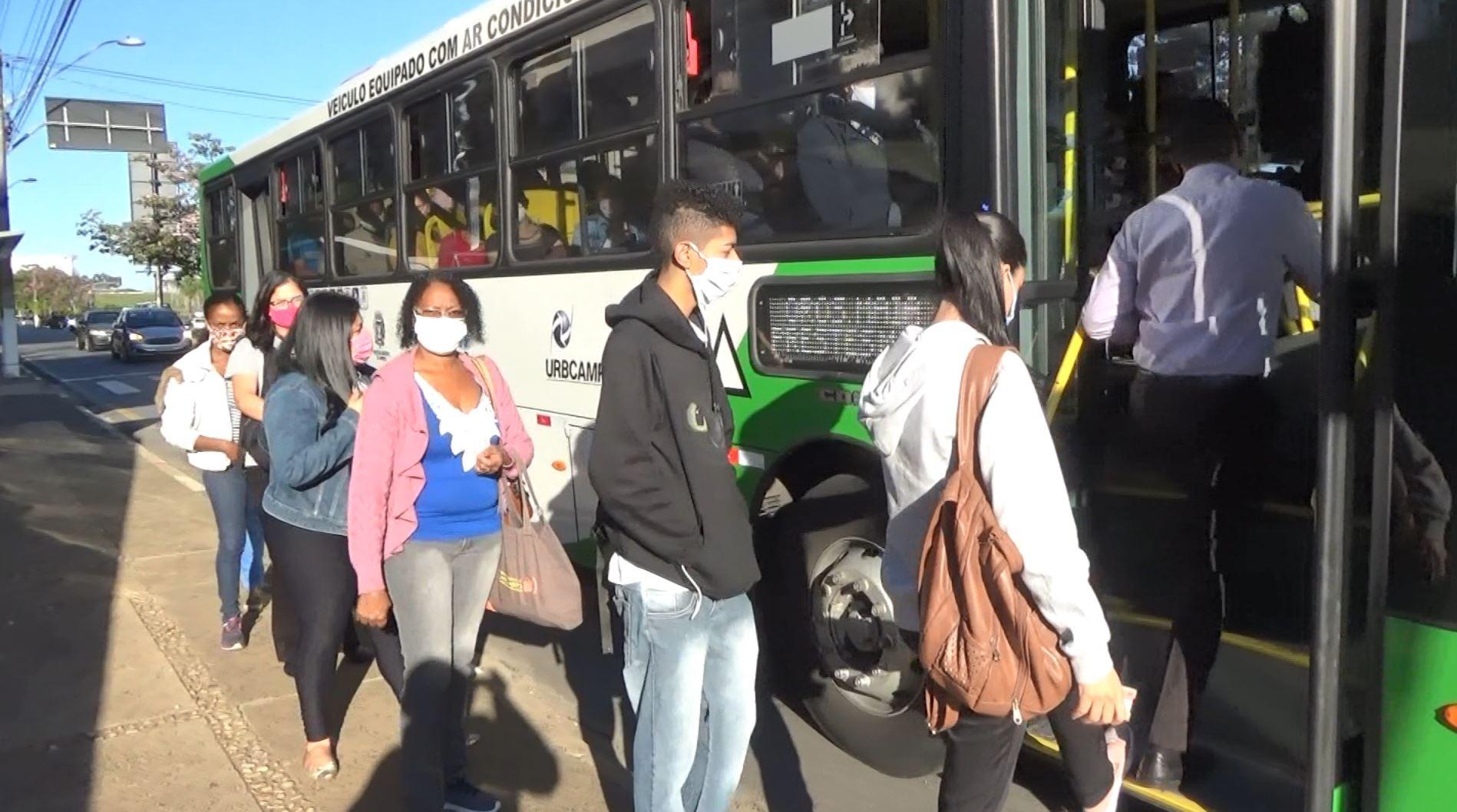 Campinas estuda acordo emergencial a 2 meses para fim de contrato do transporte público