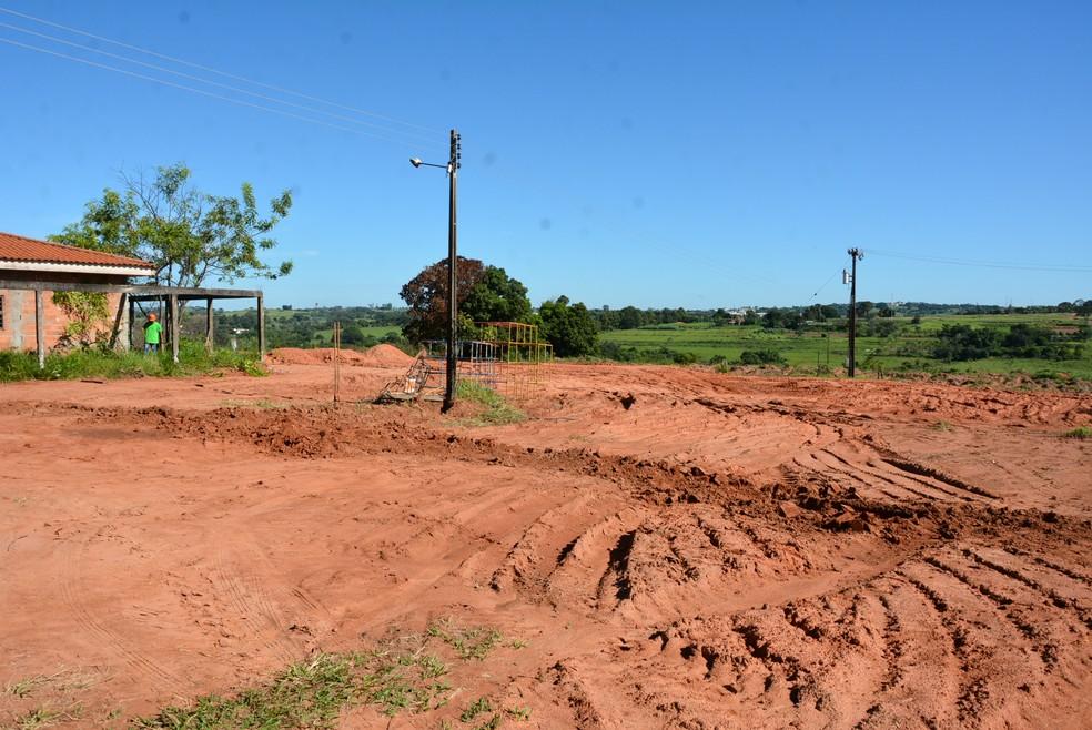 Obras estão orçadas em mais de R$ 900 mil — Foto: Secom