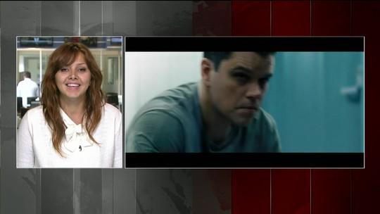 """""""Jason Bourne"""" marca a volta de Matt Damon ao papel do ex-agente da CIA, depois de 9 anos"""