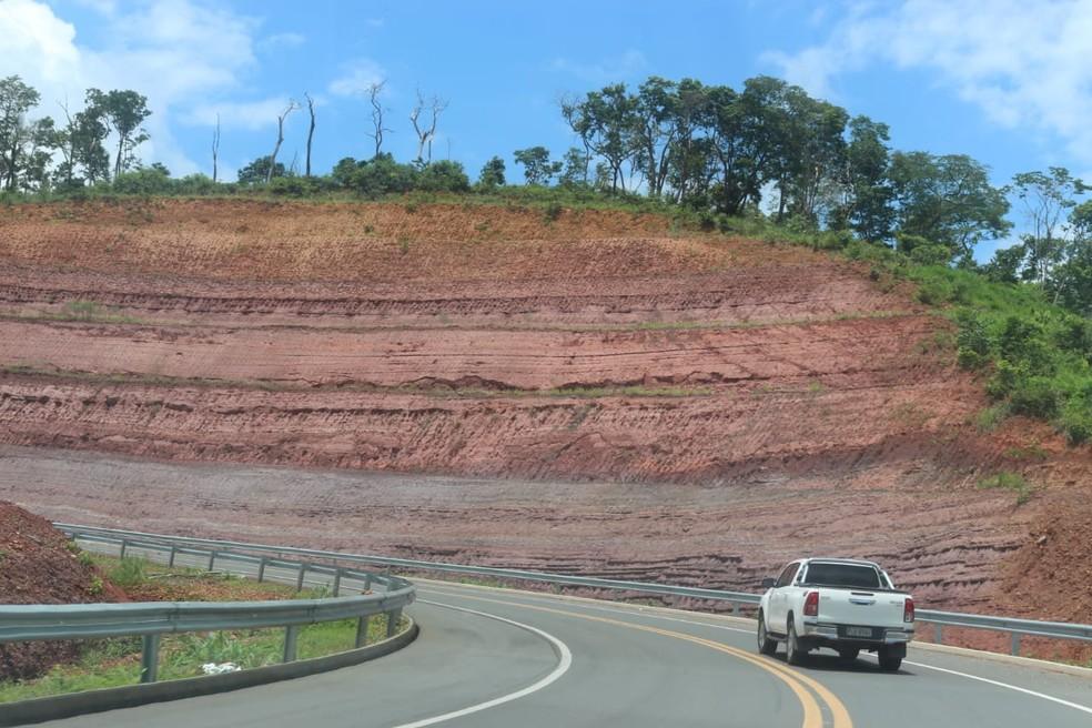 Rodoanel tem cerca de 28 km de extensão — Foto: Andrê Nascimento/ G1 PI