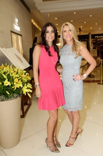 Stephanie e Meybe Waisman
