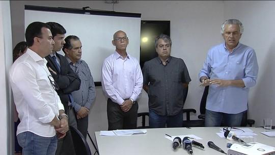 Sem dinheiro, governo de Goiás decreta calamidade financeira