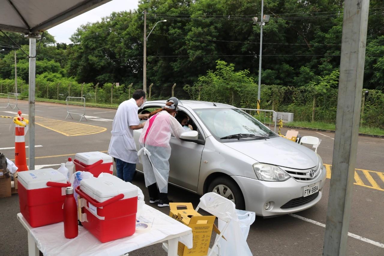 Covid-19: cidades da região de Piracicaba vacinam 2,1% da população em 23 dias de campanha