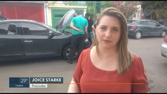 Jovem é baleado ao sair de banco na região central de Piracicaba