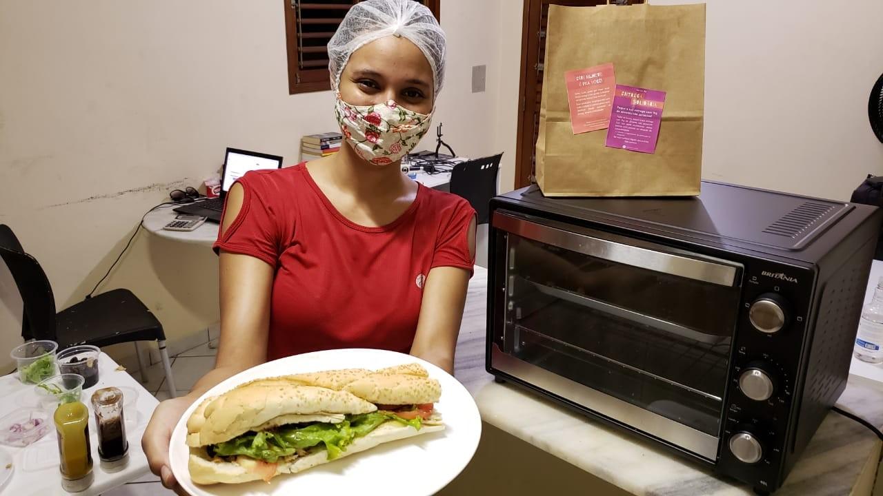 Potiguar vende lanches para alcançar sonho de estudar em Portugal: '2.230 sanduíches de distância'