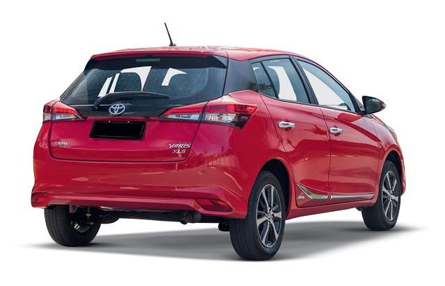 Toyota Yaris (Foto: Marcos Camargo)