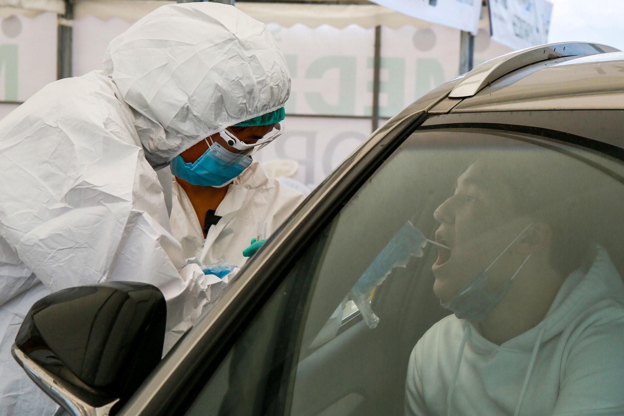 Pernambuco chega a 72.470 casos da Covid-19 e 5.595 mortes quatro meses após primeiros registros