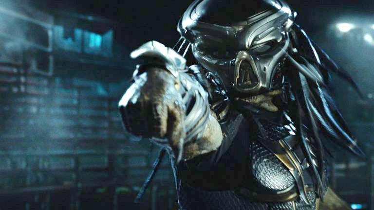 Imagem de The Predator (Foto: divulgação)