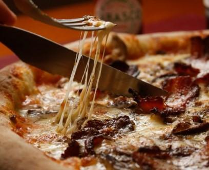 Mr Lenha: pizza Filomena