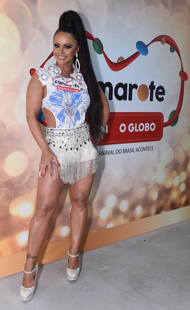 Viviane Araújo (Foto: Renato Wrobel/ QUEM)