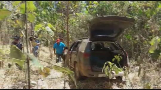 Tambor com 60 kg de explosivos é encontrado em plantação em Capetinga
