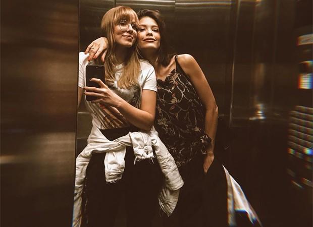 Marcella Rica e Vitória Strada (Foto: Reprodução/Instagram)