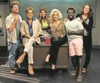 Protagonistas da série 'Os infratores' | TV Globo/Estevam Avellar