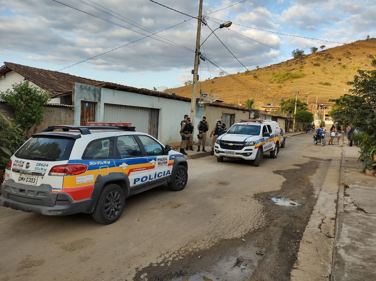 Mulher é morta a facadas pelo marido em Mantena