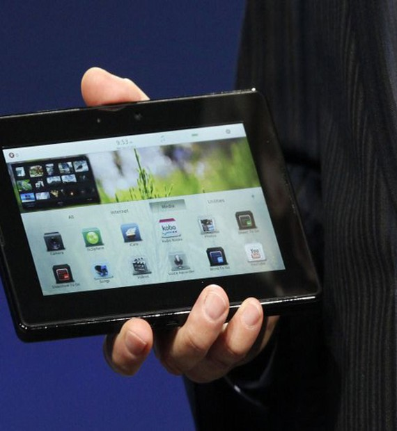BlackBerry PlayBook | Celulares e Tablets | TechTudo
