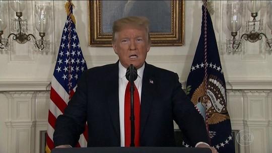 Trump oferece proteção temporária a imigrantes em troca de muro com o México