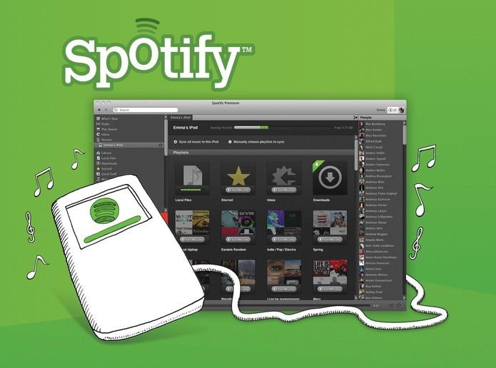 Como compartilhar o que você está ouvindo no Spotify no Facebook (Foto: Divulgação/Marvin Costa)