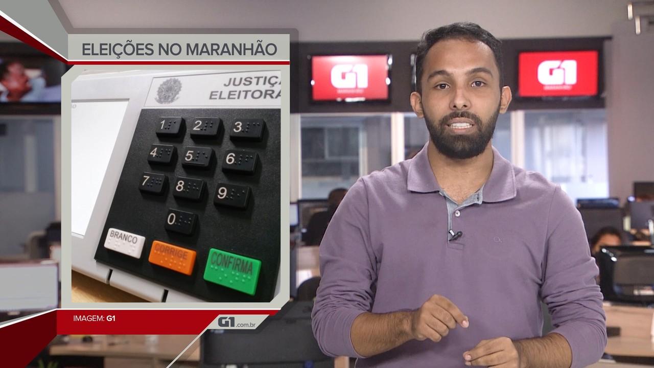G1 em 1 Minuto: Confira a votação de Braide e Duarte por região de São Luís no 1º turno