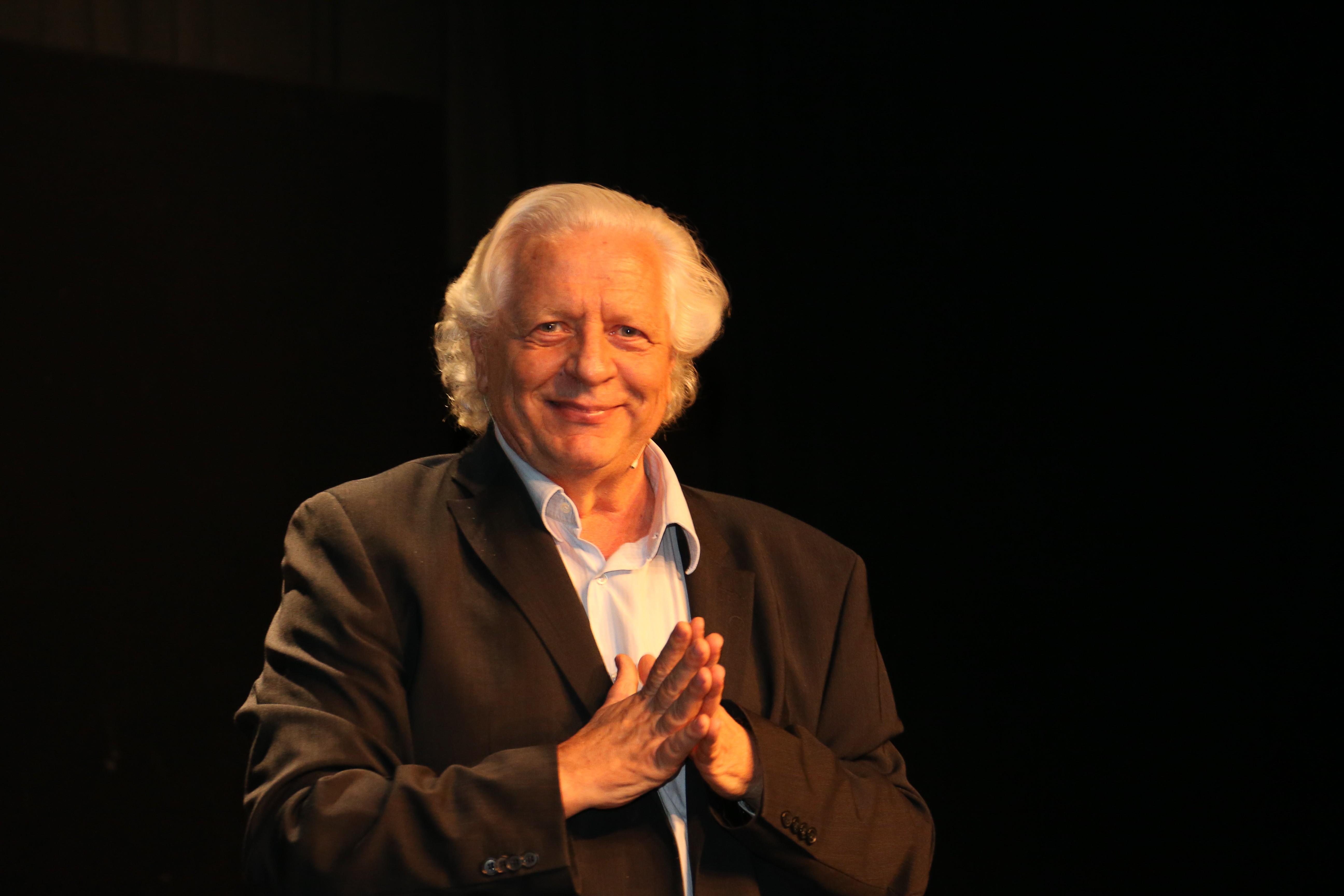Astrofísico brasileiro João Steiner morre aos 70 anos (Foto: Cecília Bastos/USP Imagens)