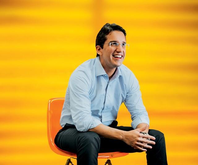 André Fehlauer, hoje CEO da Smiles, criou uma nova fonte de receita na empresa quando era diretor de produtos (Foto: Anna Carolina Negri)