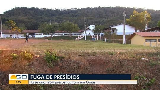 MPF diz que Goiás deixou de usar R$ 19 milhões para melhoria em presídios antes da fuga de 20 presos de Trindade
