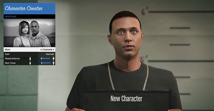 Edite a aparência do personagem (Foto: Reprodução/YouTube)