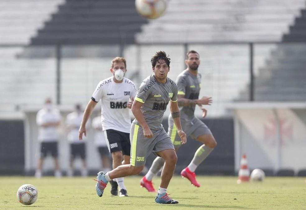 Martin Benitez Vasco — Foto: Rafael Ribeiro / Vasco
