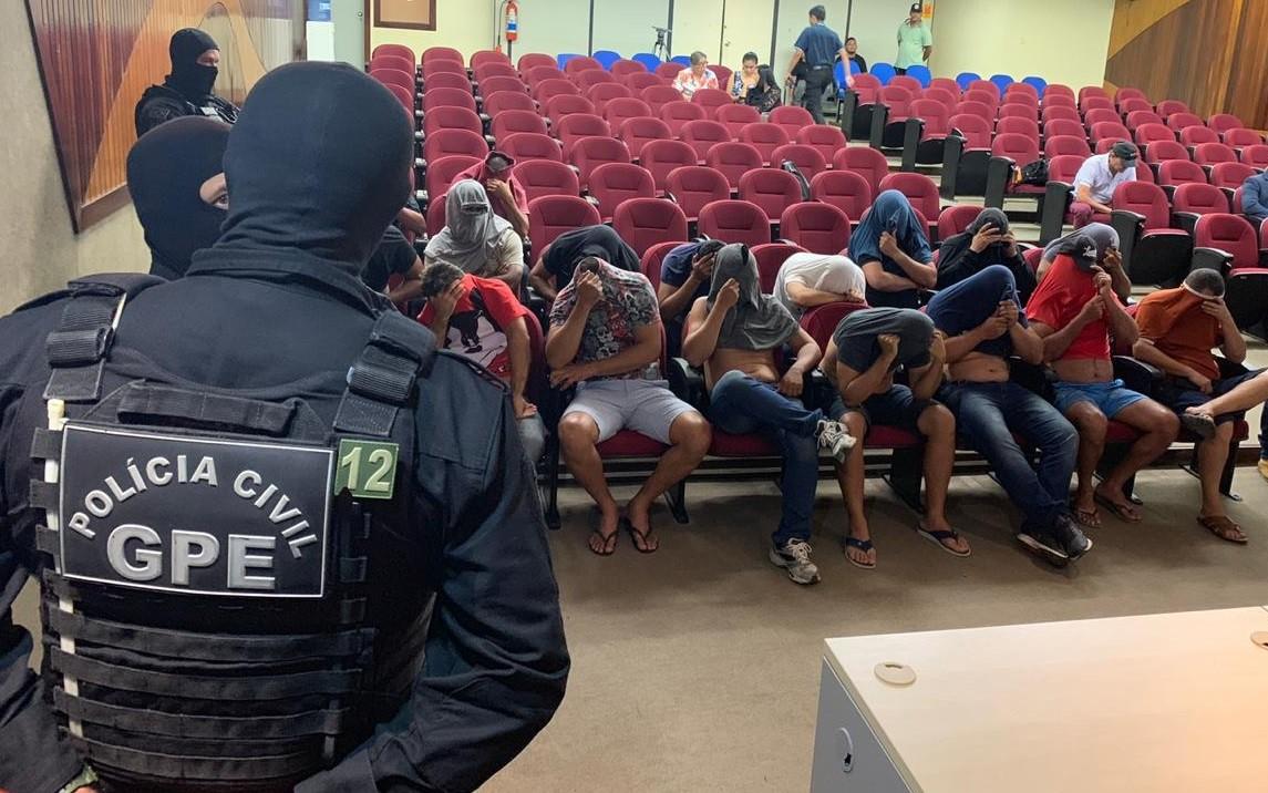 Guardas municipais de Castanhal acusados de integrar grupo de extermínio têm pedido de liberdade negado pela Justiça - Notícias - Plantão Diário
