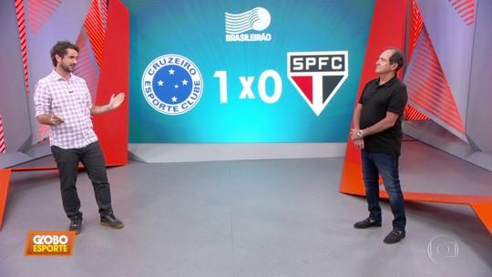"""Muricy diz que São Paulo precisa melhorar seu setor ofensivo: """"Ter a posse de bola não basta"""""""