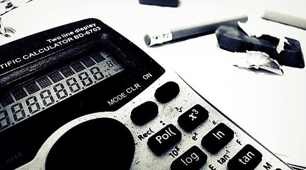 Calculadora: faça as contas e ajuste os prazos de pagamento (Foto: Flickr / Creative Commons)