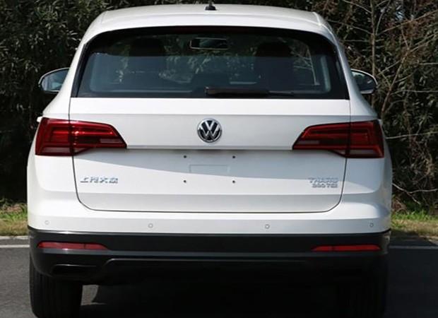 Volkswagen Tarek será vendido como Tharu na China (Foto: Reprodução)