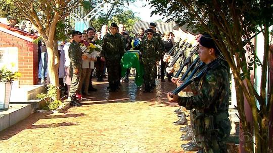 'Ele amava a farda', lembra irmão de militar gaúcho morto durante treinamento de mata no Pará