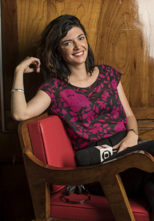 Laura Cassano (Foto: Marie Claire / Julia Rodrigues)