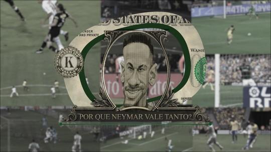 A culpa é do Neymar? Em silêncio, craque deita no divã público e volta ao campo para se levantar