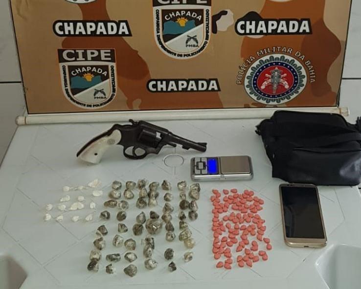 Suspeito de comandar tráfico de drogas na cidade de Iaçu morre em confronto com policiais