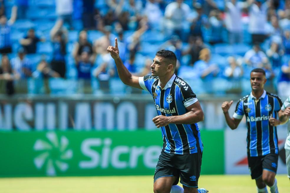 — Foto: Fernando Alves/DVG/Grêmio