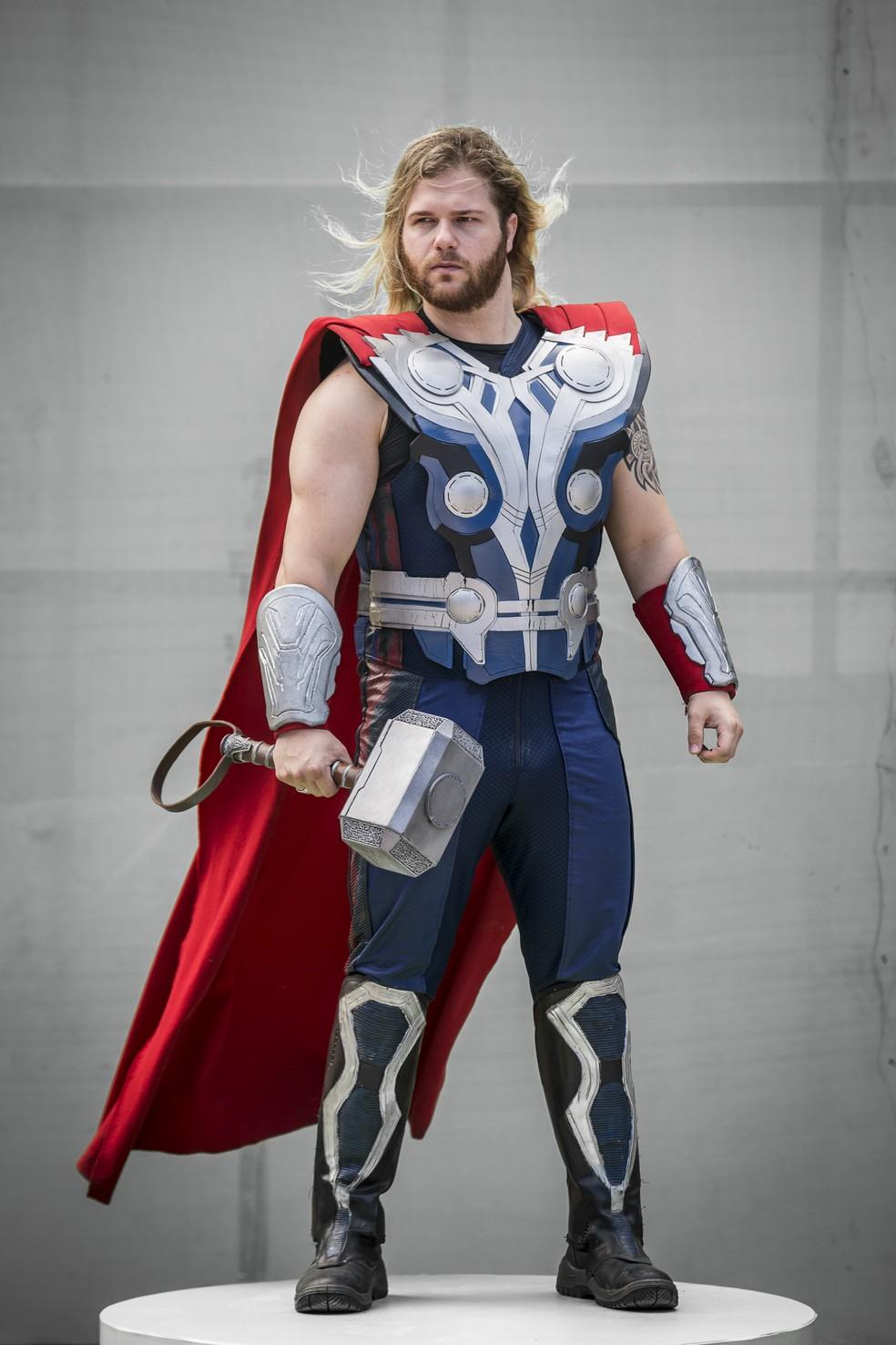 Thor — Foto: Artur Meninea/Gshow