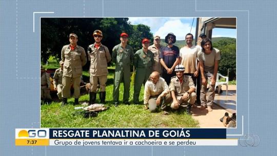 Grupo some por cerca de 20 horas após fazer trilha em Planaltina de Goiás