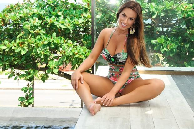 Nicole Bahls (Foto: Vinny Nunes/Divulgação)