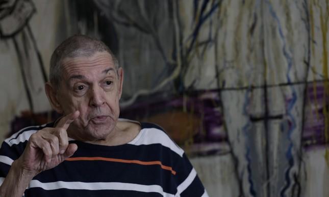 O cientista político Wanderley Guilherme dos Santos