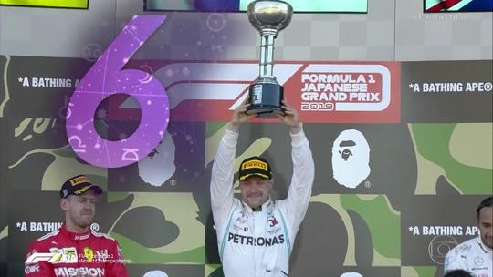 Tufão mexe com a programação do Grande Prêmio do Japão de Fórmula 1