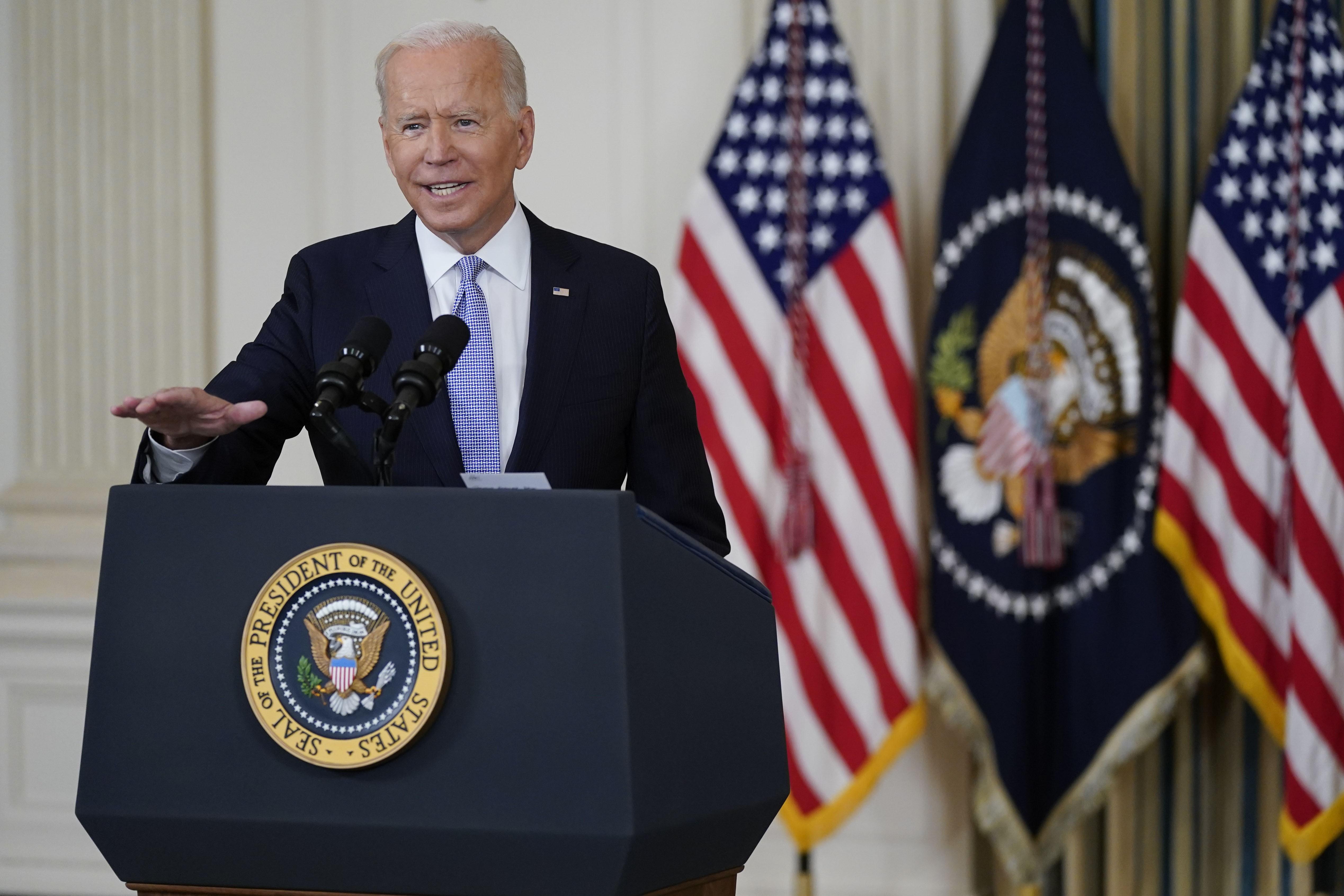 Biden se diz preocupado com mísseis hipersônicos da China; governo chinês nega teste