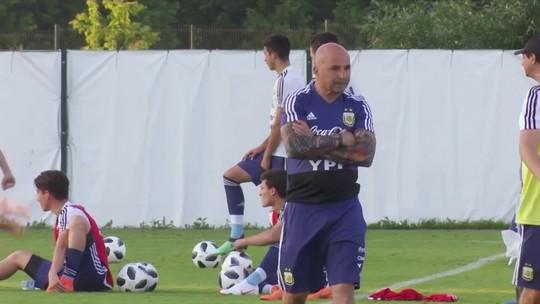 Sampaoli mexe na Argentina, e Sérgio Xavier Filho acha desespero