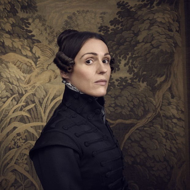 Programme Name: Gentleman Jack - TX: n/a - Episode: Gentleman Jack - Teaser (No. n/a) - Picture Shows:  Anne Lister (SURANNE JONES) - (C) Lookout Point - Photographer: Jay Brooks (Foto: BBC/Lookout Point/Jay Brooks)