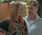 Eliza  (Marina Ruy Barbosa) e Arthur (Fábio Assunção) | Reprodução
