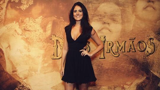 Yasmin Garcez comenta sucesso de 'Dois Irmãos': 'É fruto de muitos investimentos afetivos'