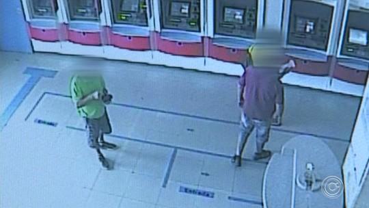 Polícia identifica suspeito de roubar e matar comerciante dentro de agência bancária