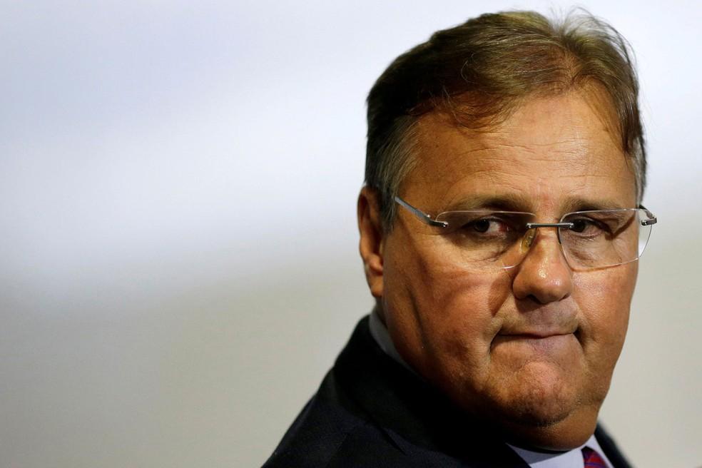 O ex-ministro Geddel Vieira Lima (Foto: Ueslei Marcelino/Reuters)
